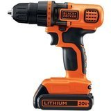 BLACK & DECKER 20-Volt MAX Lithium-Ion