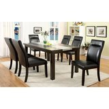 Furniture of America Dewalt Industrial Dining Table
