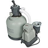 Intex Krystal Clear Sand Filter Pump for Above-Ground Pools