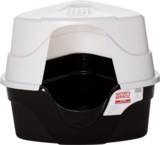 Nature's Miracle Hooded Corner Litterbox