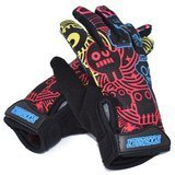 Zippyrooz Toddler and Little Kids Full Long Finger Bike Gloves
