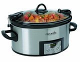 Crock-Pot  6-Quart Programmable Cook & Carry Slow Cooker