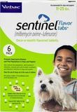 Sentinel Flavor Tablets for Dogs, 11-25 lbs.