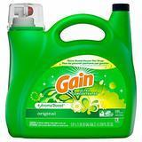 Gain High Efficiency Original Liquid Laundry Detergent