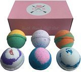 Oliver Rocket Organic Scents Bath Bomb Set, 6 Count