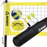 Patiassy Professional Portable Volleyball Net