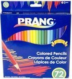 Prang 72 Colored Pencils