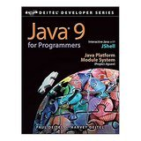 Prentice Hall Java 9 for Programmers