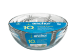 Anchor Hocking 10-Piece Glass Mixing Bowls