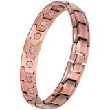 Smarter LifeStyle Elegant Pure Copper Magnetic Therapy Bracelet