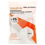 SunJoy KN95 Professional Protective Disposable Face Mask