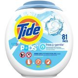 Tide Free & Gentle HE Turbo Laundry Detergent Pacs