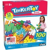 TINKERTOY Essentials Value Set, 100 Pieces